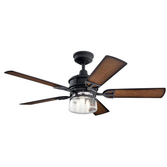 52 Inch Lyndon Patio Fan LED (10684|310239DBK)