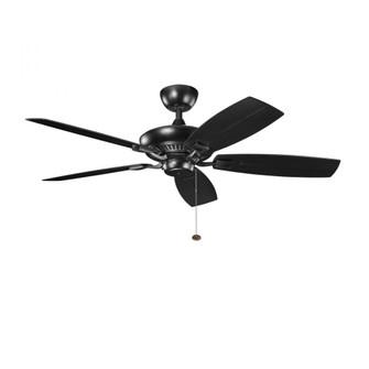 52 Inch Canfield Patio Fan (10684|310192SBK)