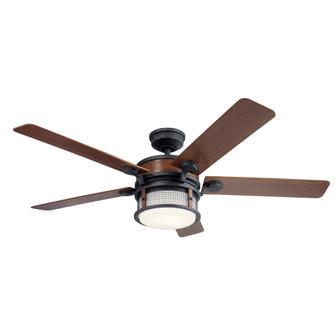 60 Inch Ahrendale Fan LED (10684|310170AUB)