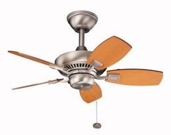 30 Inch Canfield Fan (10684|300103NI)