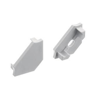 Tape Extrusion End Cap 5 Pair (10684|1TEE145SFSSIL)