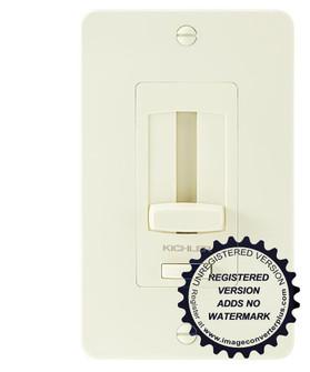LED Driver + Dimmer Trim ALM (10684|1DDTRIMALM)