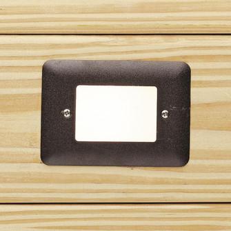 Deck LED 1W Step Light Lndscp (10684 15780AZT27R)