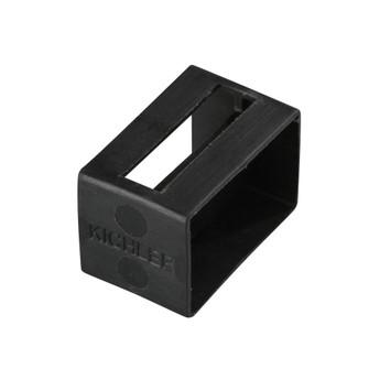 Tape Light U Track End Cap (10684|10176BK)