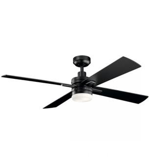52 Inch Lija Fan LED (10684|330140SBK)