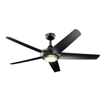 52 Inch Kapono Fan LED (10684|330089SBK)