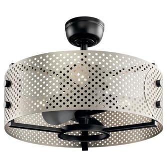 13 Inch Eyrie Fan LED (10684|300041SBK)