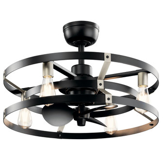 13 Inch Cavelli Fan LED (10684|300040SBK)