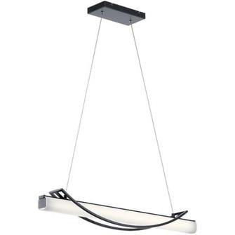 Linear Chandelier LED (10684|84125MBK)