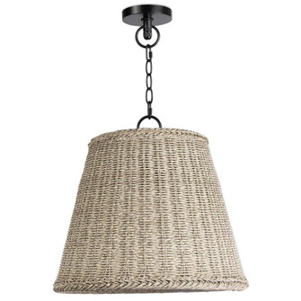 Augustine Outdoor Pendant Large (Weathered White (5533 17-1014WT)