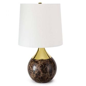 Barrett Marble Mini Lamp (Gold) (5533 13-1465GLD)