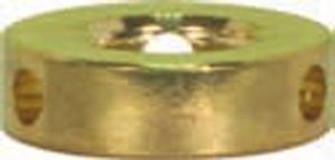 4 HOLE BRASS FINISH SHADE RING (27|90/2457)