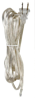 12 FT 18/2 SPT-2 SILVER CORD (27|80/2376)