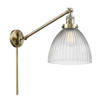 Seneca Falls 1 Light Swing Arm (3442|237-AB-G222-LED)