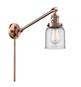 Small Bell 1 Light Swing Arm (3442|237-AC-G52)