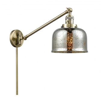 Large Bell 1 Light Swing Arm (3442|237-AB-G78)