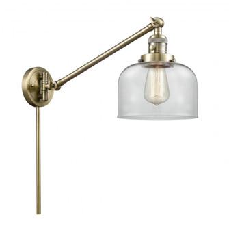 Large Bell 1 Light Swing Arm (3442|237-AB-G72)