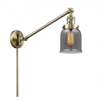 Small Bell 1 Light Swing Arm (3442|237-AB-G53)
