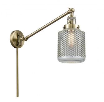 Stanton 1 Light Swing Arm (3442|237-AB-G262-LED)