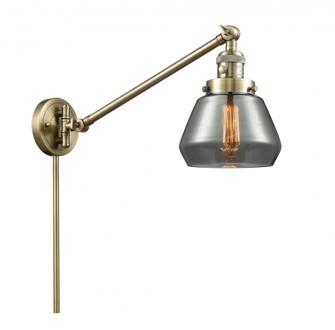 Fulton 1 Light Swing Arm (3442|237-AB-G173)