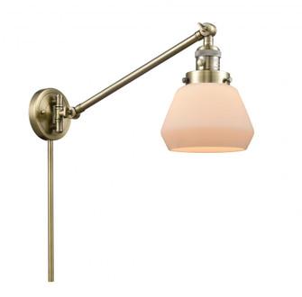 Fulton 1 Light Swing Arm (3442|237-AB-G171-LED)