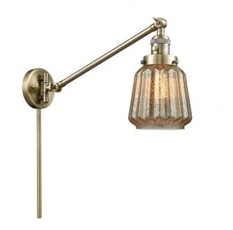 Chatham 1 Light Swing Arm (3442|237-AB-G146-LED)
