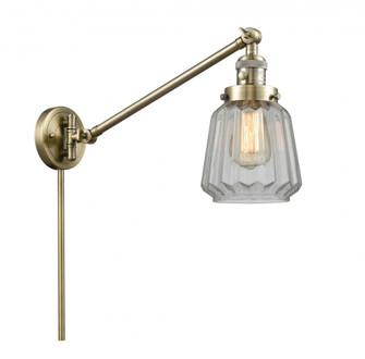 Chatham 1 Light Swing Arm (3442|237-AB-G142-LED)
