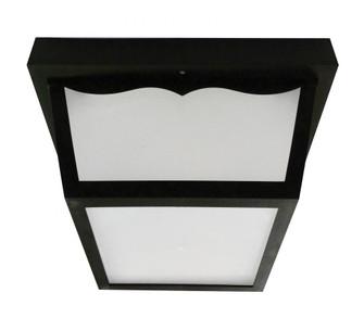 Olden 10'' LED Outdoor Flush Mount (1 OCFW70050LBK)
