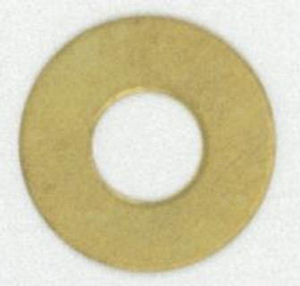 1''X1/8 STEEL WASHER, BRASS (27|90/385)