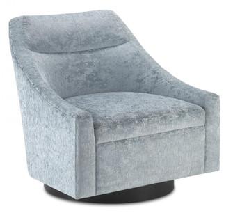 Pryce Cerulean Swivel Chair (92|7000-0372)