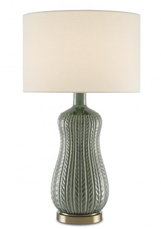 Mamora Green Table Lamp (92 6000-0673)