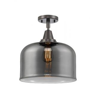 X-Large Bell Flush Mount (3442|447-1C-OB-G73-L)