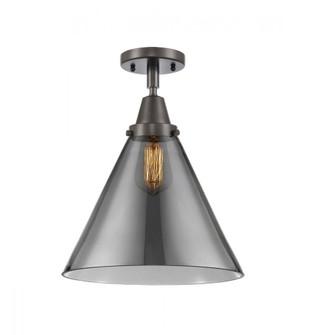 X-Large Cone Flush Mount (3442|447-1C-OB-G43-L)