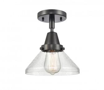 Caden Flush Mount (3442 447-1C-BK-G4474-LED)