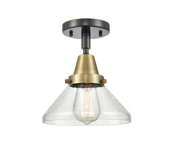 Caden Flush Mount (3442 447-1C-BAB-G4474-LED)