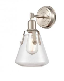 Luna Bath Vanity Light (3442 422-1W-SN-G4222-7-LED)