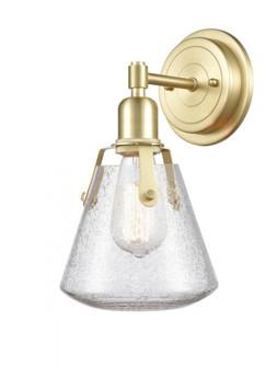 Luna Bath Vanity Light (3442 422-1W-SB-G4224-7-LED)