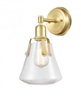 Luna Bath Vanity Light (3442 422-1W-SB-G4222-7-LED)