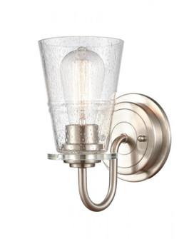 Scarlett Bath Vanity Light (3442 421-1W-SN-G4214-LED)