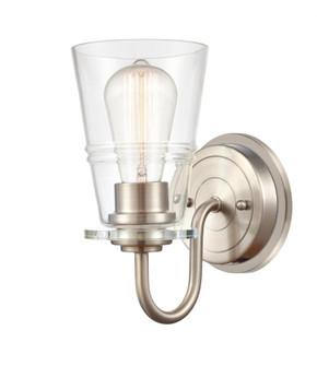 Scarlett Bath Vanity Light (3442 421-1W-SN-G4212-LED)