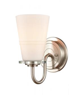 Scarlett Bath Vanity Light (3442 421-1W-SN-G4211-LED)
