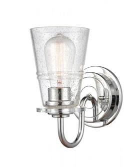 Scarlett Bath Vanity Light (3442 421-1W-PC-G4214-LED)