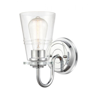 Scarlett Bath Vanity Light (3442 421-1W-PC-G4212-LED)