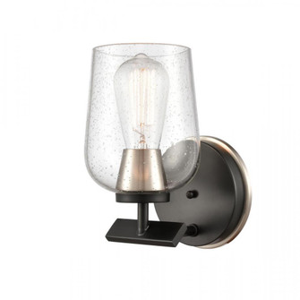 Remy Bath Vanity Light (3442 420-1W-BSN-G4204-LED)