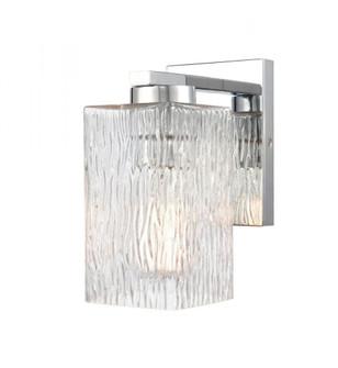 Juneau Bath Vanity Light (3442 419-1W-PC-G4192-LED)