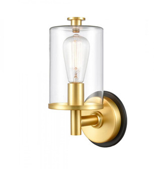 Marlowe Bath Vanity Light (3442 418-1W-BSG-G4182-LED)