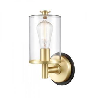 Marlowe Bath Vanity Light (3442 418-1W-BSB-G4182-LED)