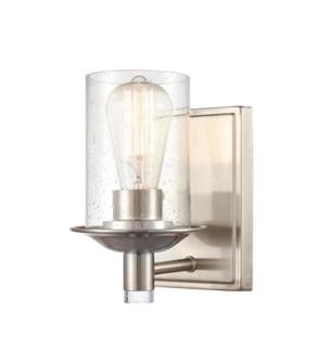 Manhattan Bath Vanity Light (3442 417-1W-SN-G4174-LED)