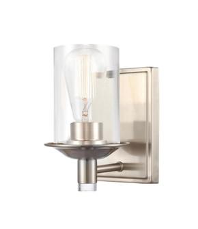 Manhattan Bath Vanity Light (3442 417-1W-SN-G4172-LED)