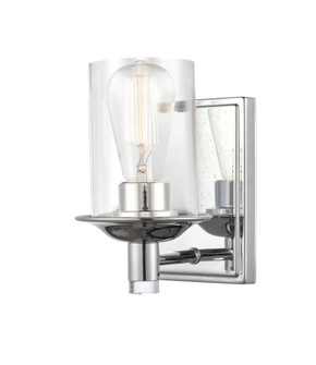 Manhattan Bath Vanity Light (3442 417-1W-PC-G4172-LED)